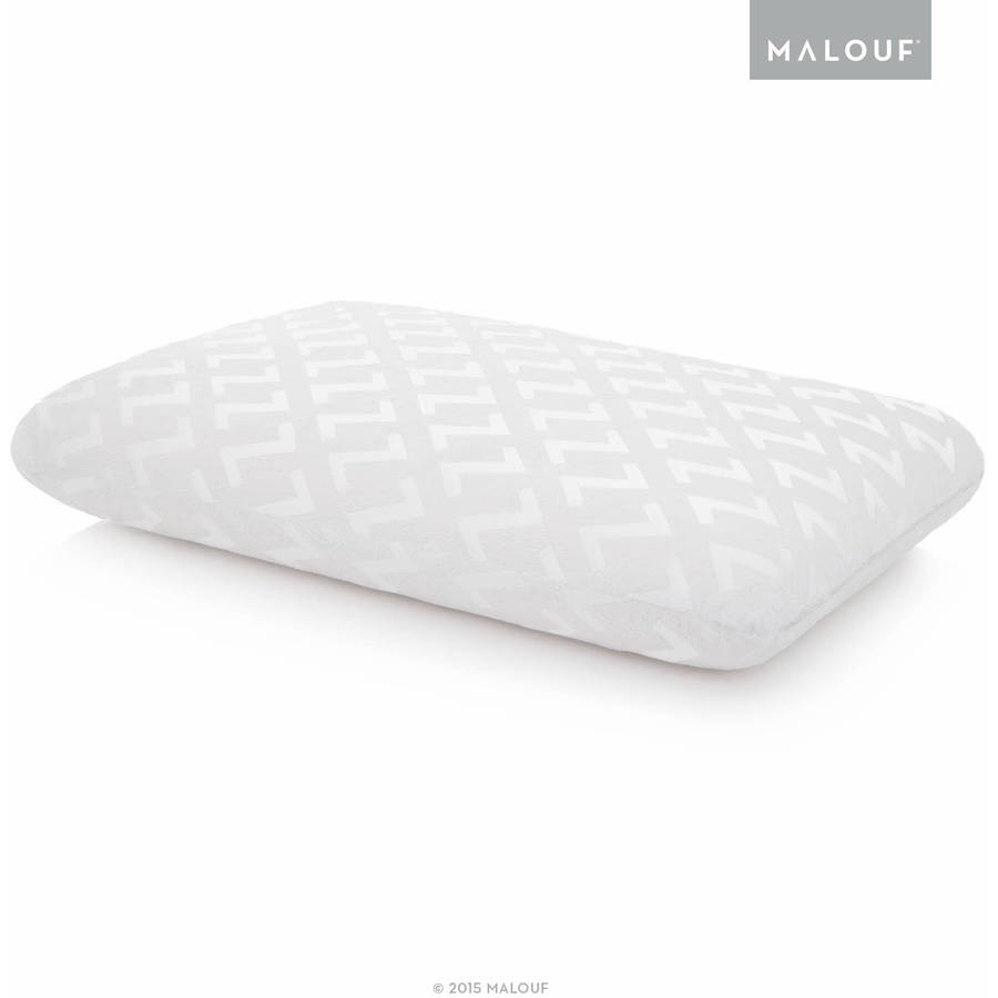 z dunlop latex pillow with rayon from bamboo cover