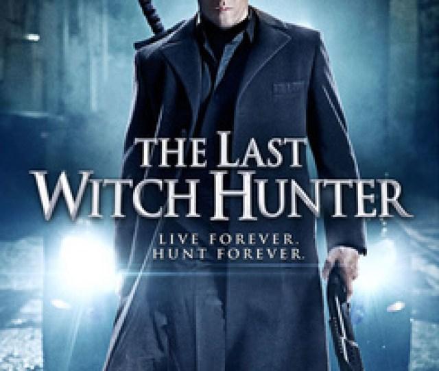 The Last Witch Hunter Dvd Walmart Com