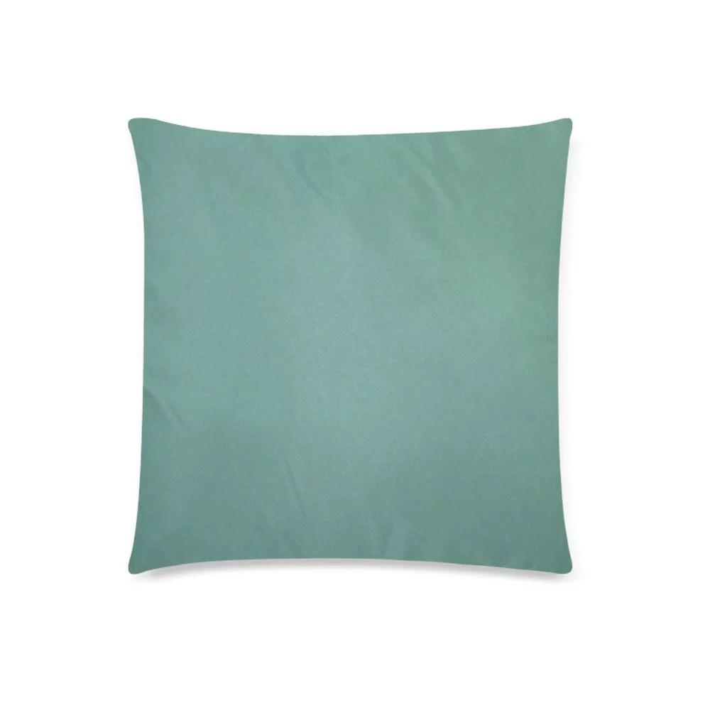mkhert light green pillow covers pillowcase throw pillows 18x18 inch