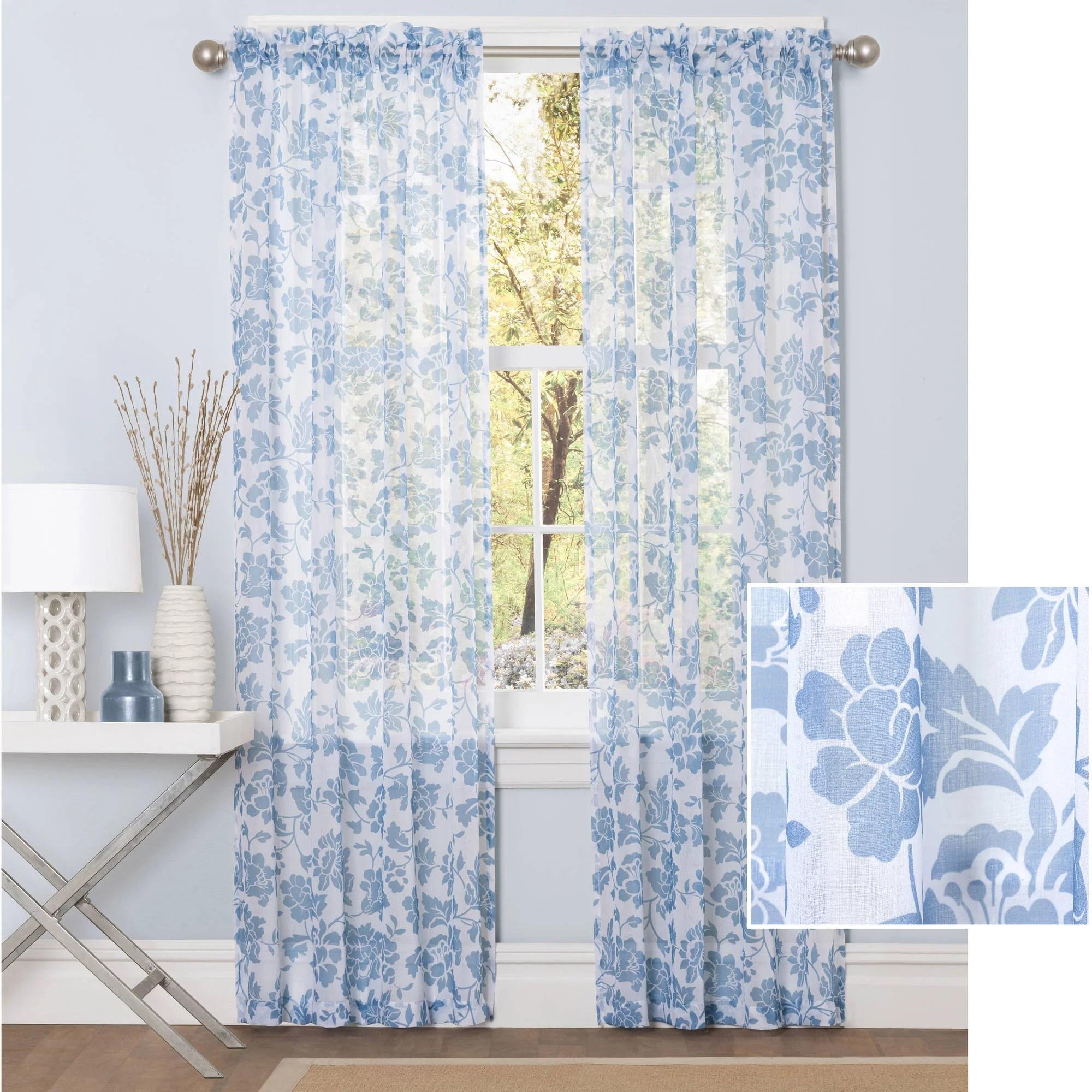 medallion curtains walmart com