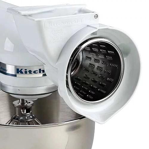 KitchenAid Rotor Slicer Shredder Attachment