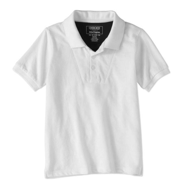 Cherokee Boys' Fashion Short Sleeve 2-For Polo