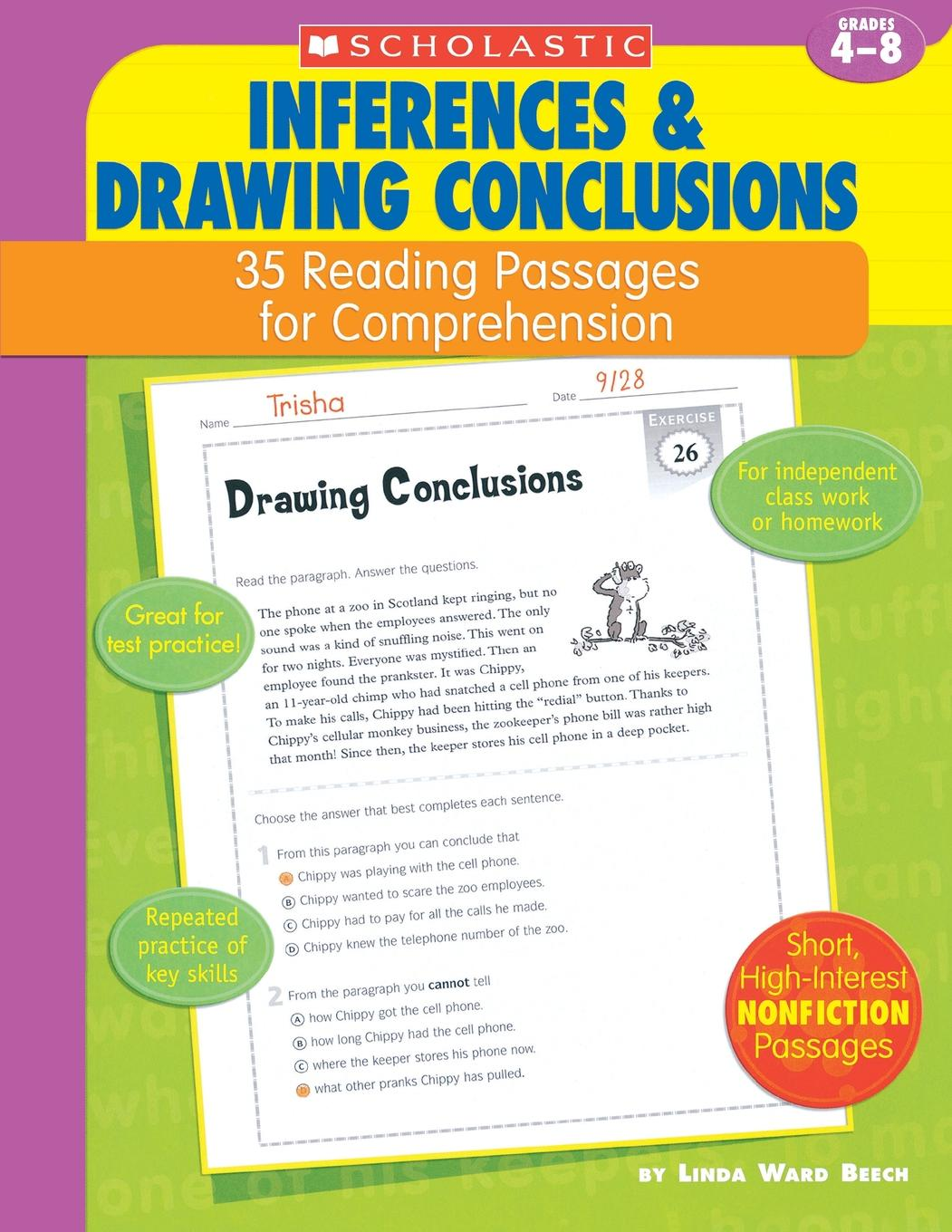 35 Reading Passages For Comprehension 35 Reading Passages