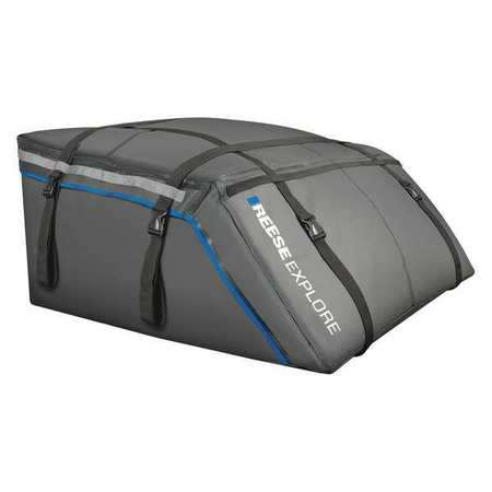 reese 1390100 rooftop cargo bag 35 lb capacity 40 l