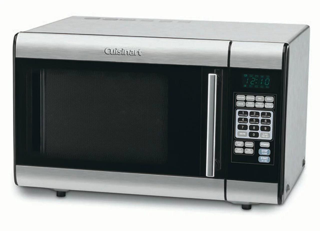 cuisinart microwaves stainless steel microwave walmart com