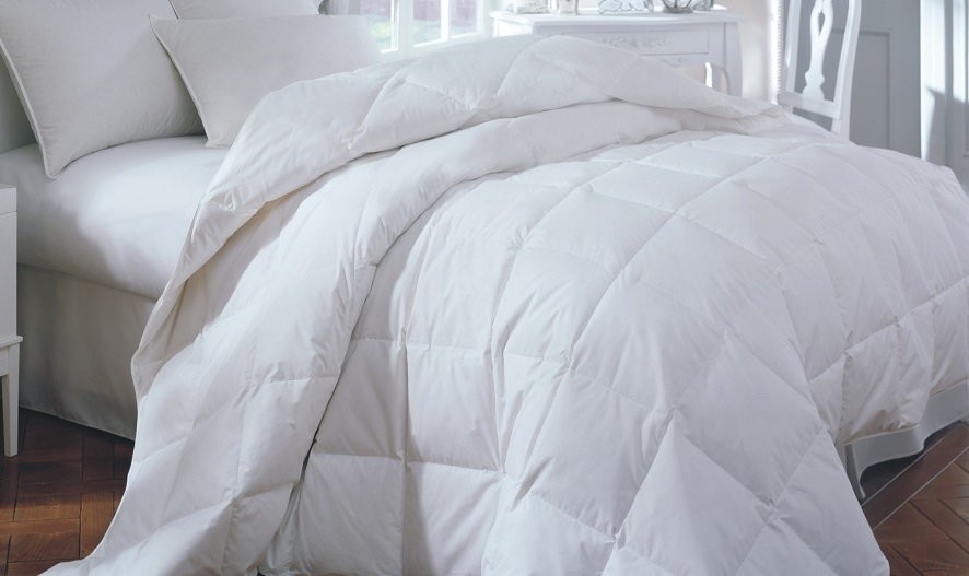 over sized for pillowtop high quality down and feather 95 5 thick heavy fill comforter