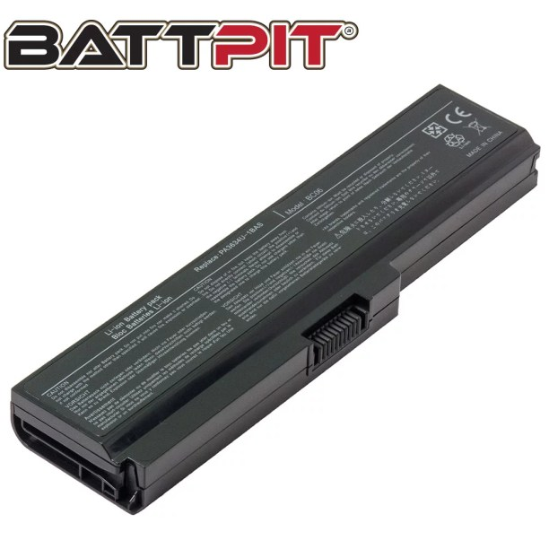 Battpit Laptop Battery Replacement For