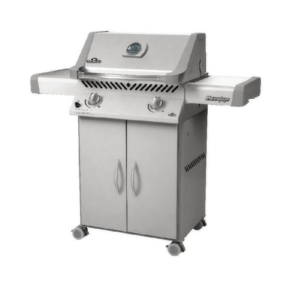 P308PSS 7 55 Prestige 308 Series Freestanding Liquid Propane Gas     P308PSS 7 55 Prestige 308 Series Freestanding Liquid Propane Gas Grill With  483 Sq