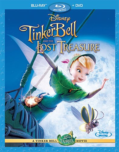 Buena Vista Tinker Bell Amp The Lost Treasure Br2 Discw
