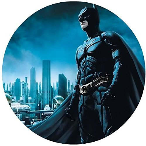 Batman The Dark Knight Image Photo Cake Topper Sheet