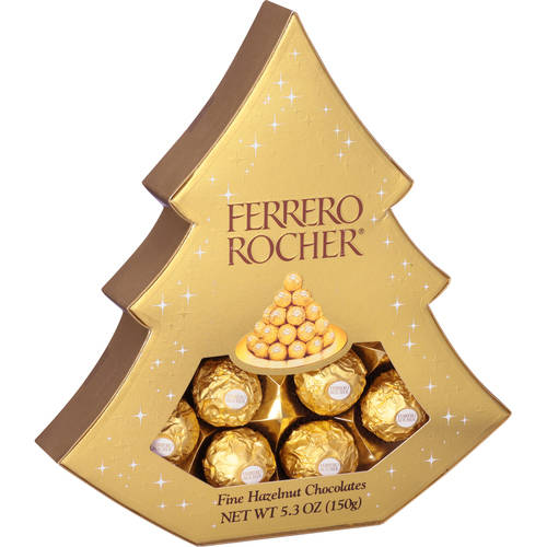 Ferrero Rocher Fine Hazelnut Chocolates Holiday Gift 53