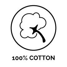 180tc 100 cotton beautyrest boomerang pillowcase in white