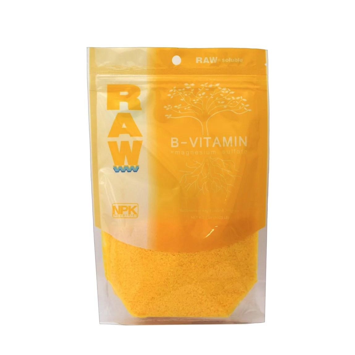 NPK Industries RAW B-Vitamin 2 oz