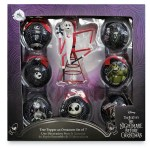 Disney The Nightmare Before Christmas Tree Topper And Ball Ornament Set New Box Walmart Com Walmart Com