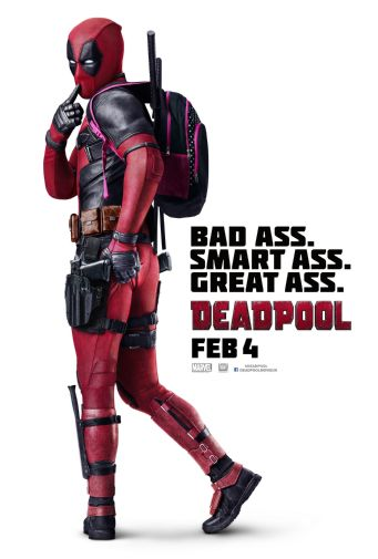 27x40 deadpool movie poster reprint 27inx40in entertainment theme room art poster 27x40