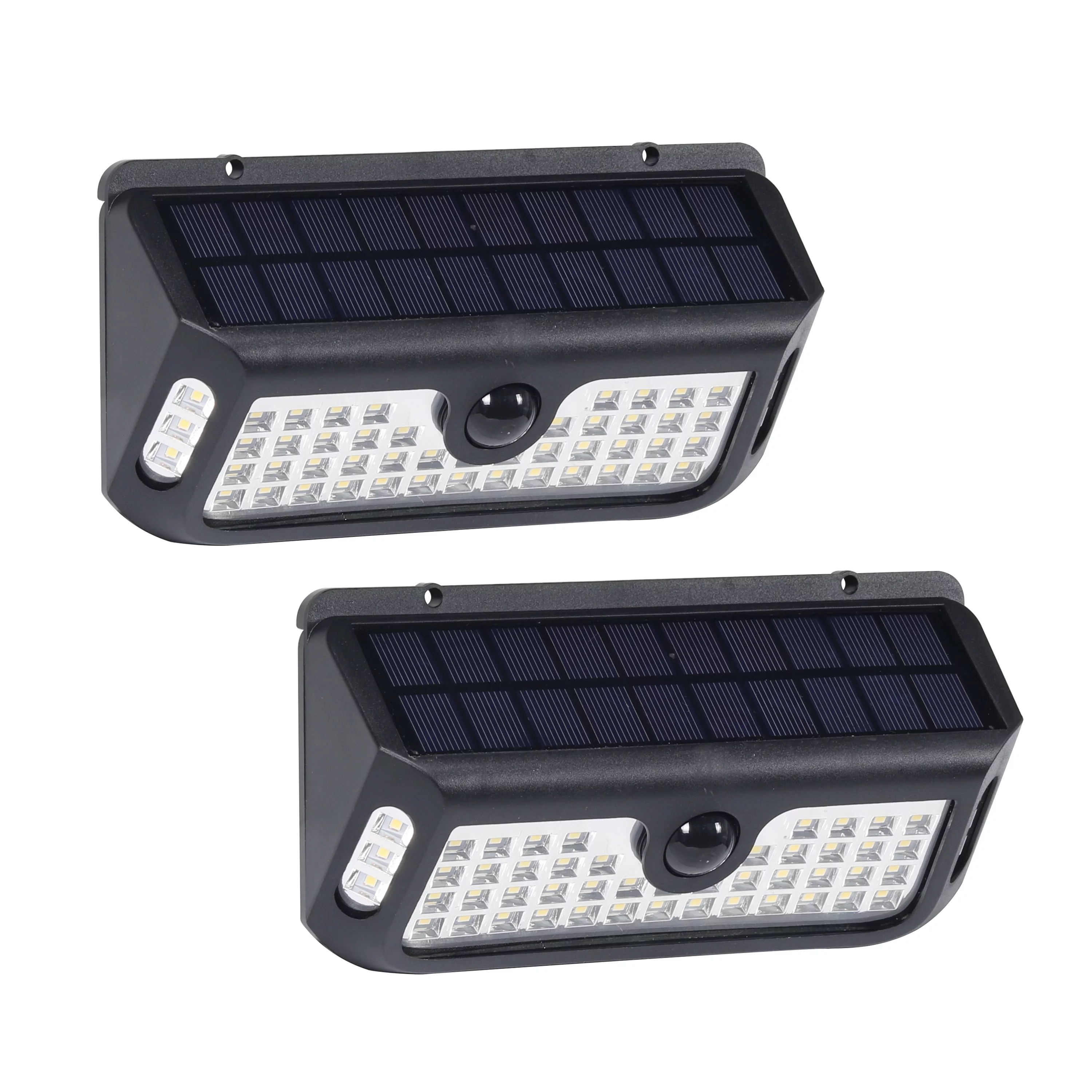 westinghouse 20 1200 lumen linkable solar motion activated lights wireless outdoor wall light add security to your garden fence patio and more 2