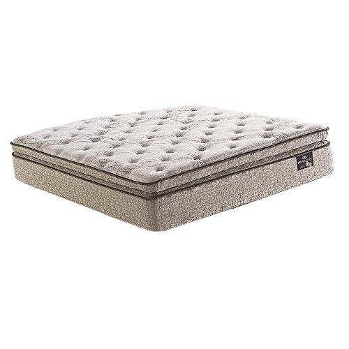 serta perfect sleeper edgeburry super pillow top king size mattress only