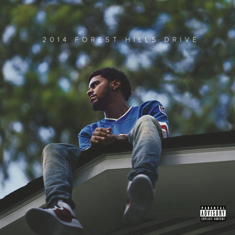 J. Cole – 2014 Forest Hills Drive – Vinyl