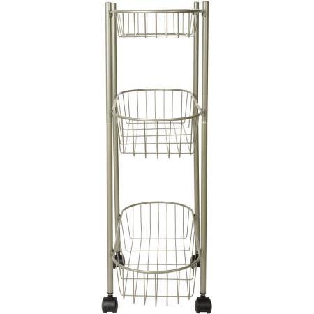 chapter rolling bathroom cart - best bathroom accessories