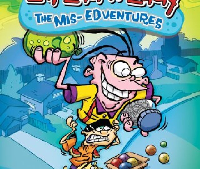 Ed Edd N Eddy Mis Edventures Ps2 Refurbished