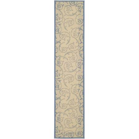 7e38e4d5fa4e6 Safavieh Courtyard Daniel Power-Loomed Indoor Outdoor Area Rug or Runner