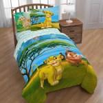 Lion King Twin Full Reversible Comforter Sham Set W Simba Pumbaa Timon And Nala Walmart Com Walmart Com