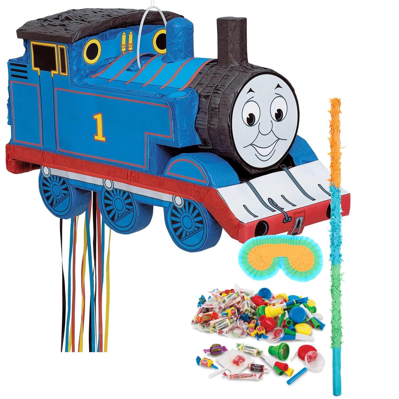 Thomas The Train Pinata Kit Party Supplies Walmart Com Walmart Com
