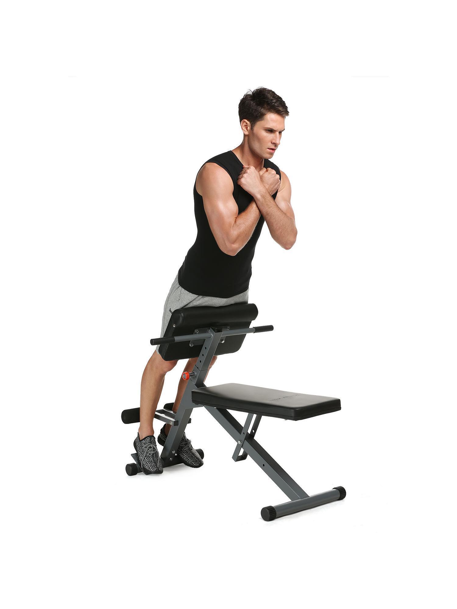 Adjustable Sit Up Bench Slant Board Ab Trainer Exercise