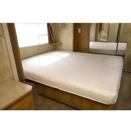 Rv Camper Cool Gel Memory Foam Mattress Three Quarter