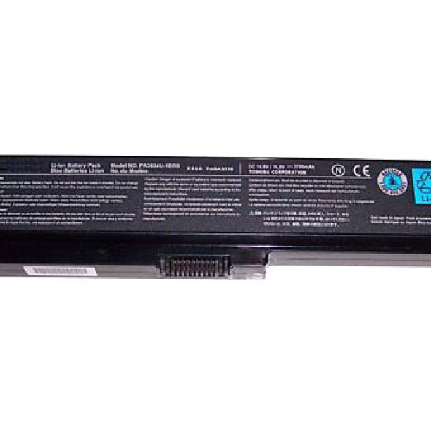 Battery For Toshiba Satellite U500