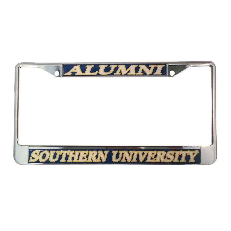Texas Southern University Alumni License Plate Frame | Allframes5.org