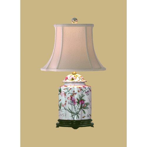 enterprises inc 22 h jar table lamp with bell shade walmart com bell jar lighting fixtures
