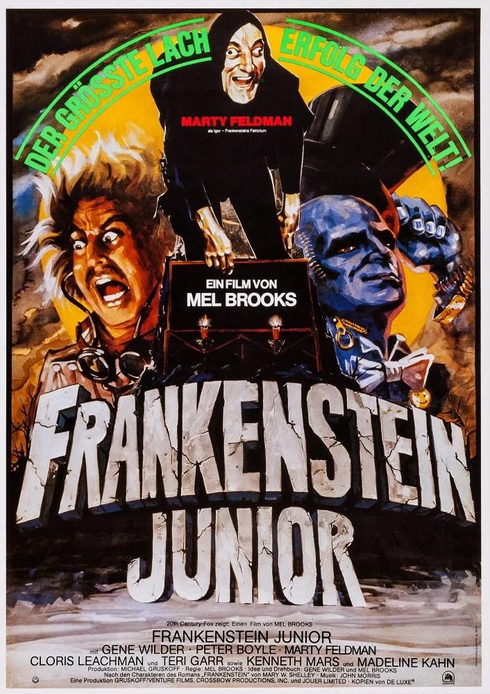 young frankenstein movie poster masterprint 24 x 36
