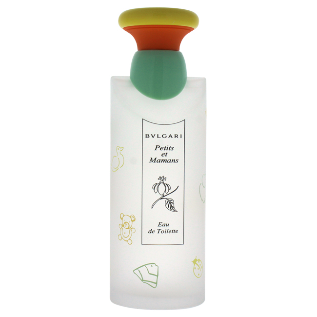 Bvlgari Bvlgari Petits et Mamans Eau De Toilette Spray 3.4 oz