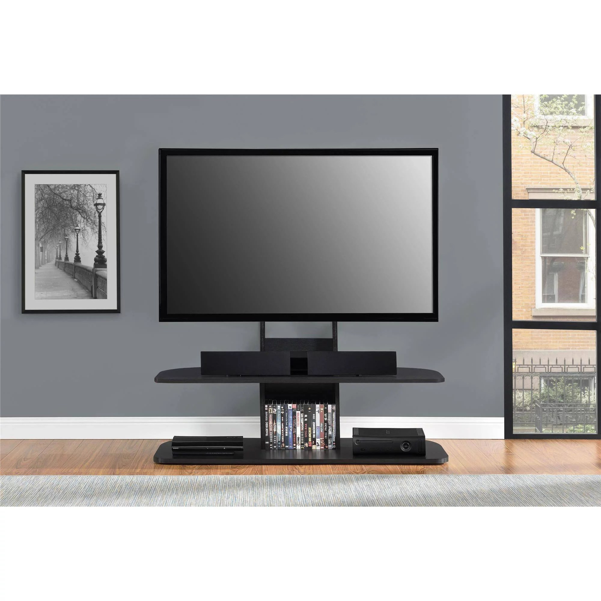 Altra Galaxy XL TV Stand With Mount For TVs Up 65