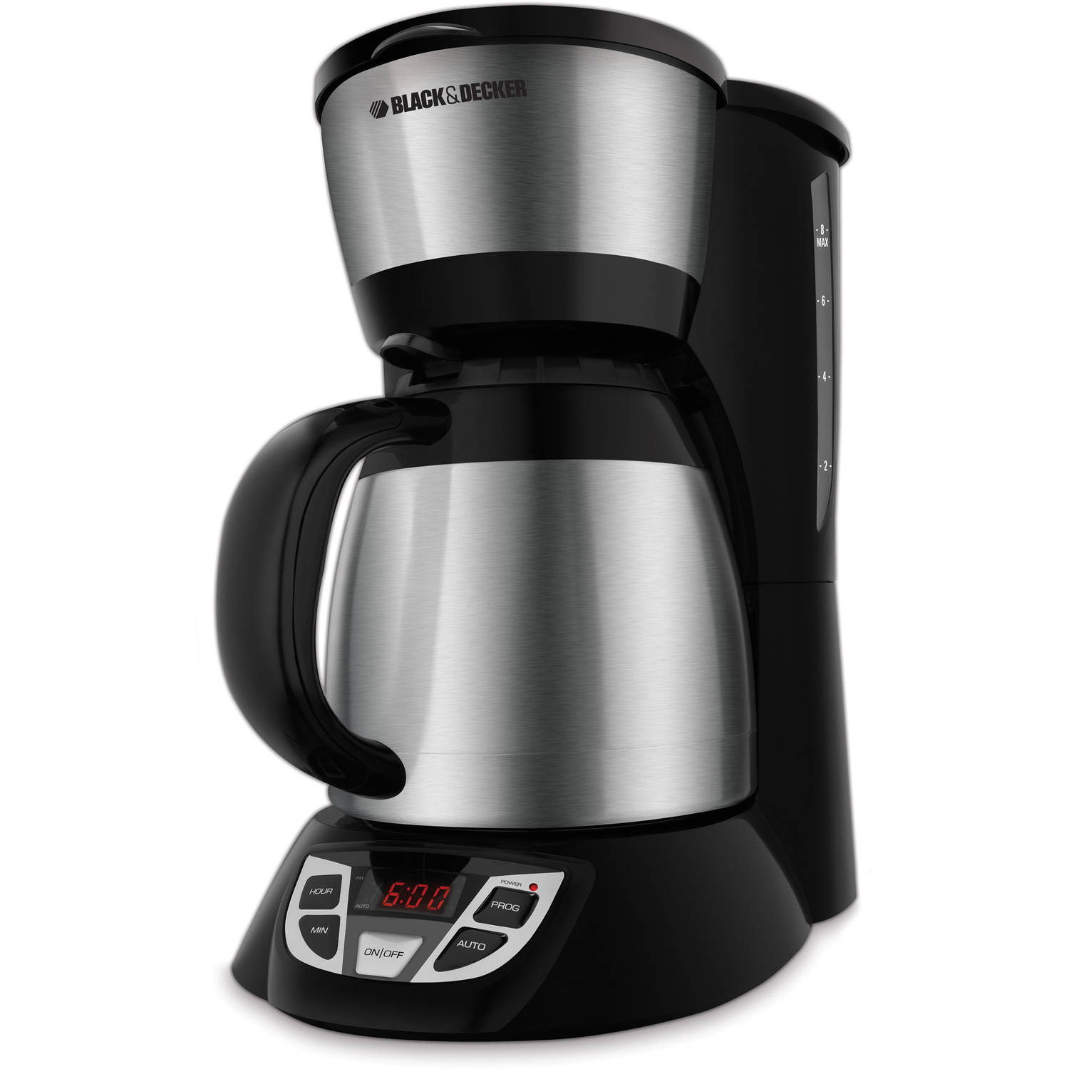 Coffee Stainless Decker Black Steel And Pots