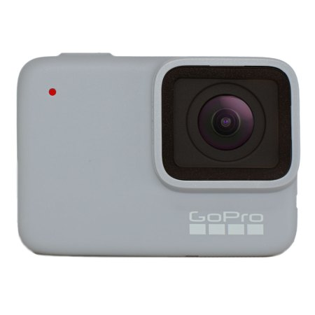 GoPro HERO7 White — Waterproof Digital Action Camera with Touch Screen 1440p HD Video 10MP Photos