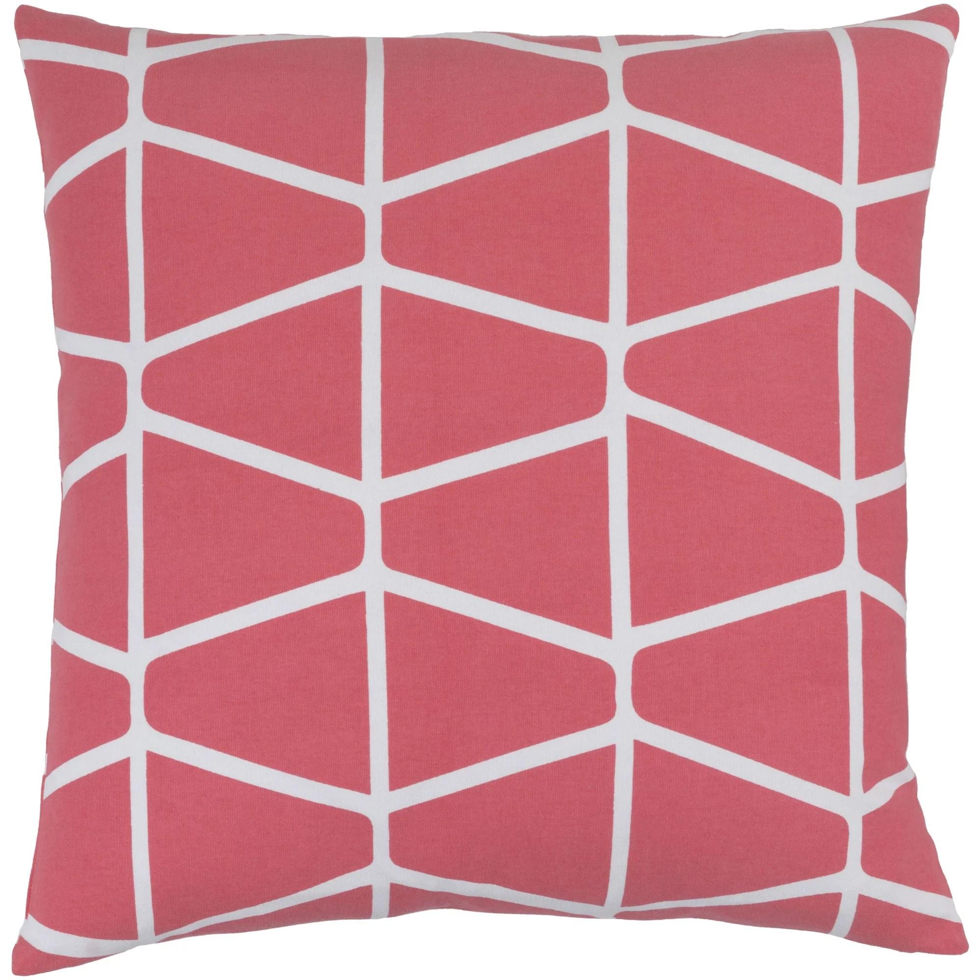 art of knot lanark 20 x 20 pillow cover walmart com walmart com