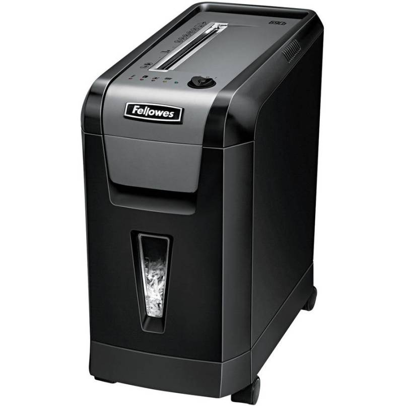Fellowes Powershred W 6c 6 Sheet Cross Cut Household Paper Shredder Com