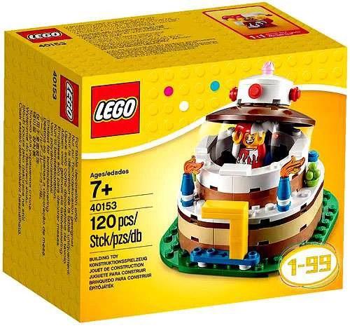 Lego Birthday Table Decoration Set 40153 Walmart Com Walmart Com