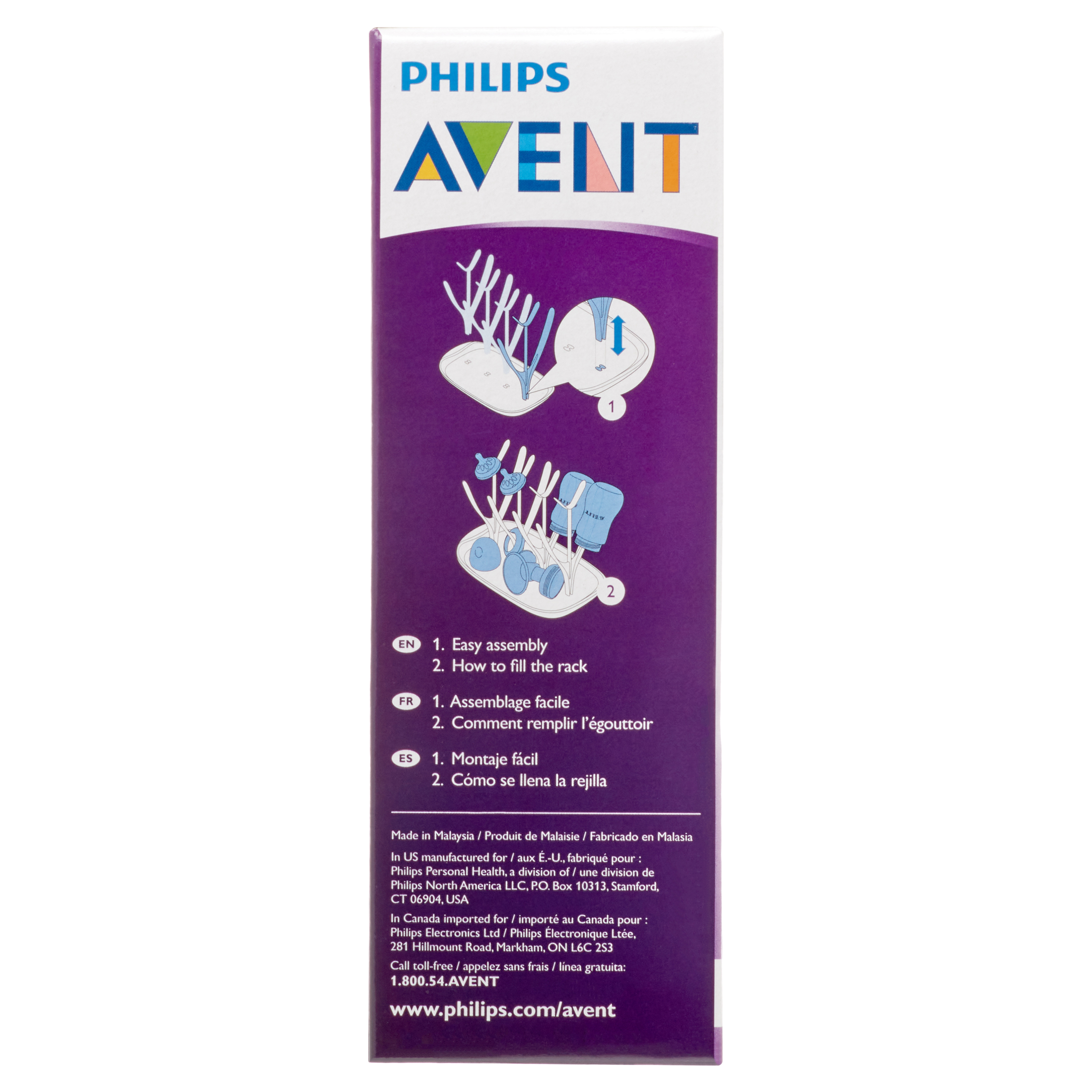 philips avent drying rack for baby baby bottles and feeding products