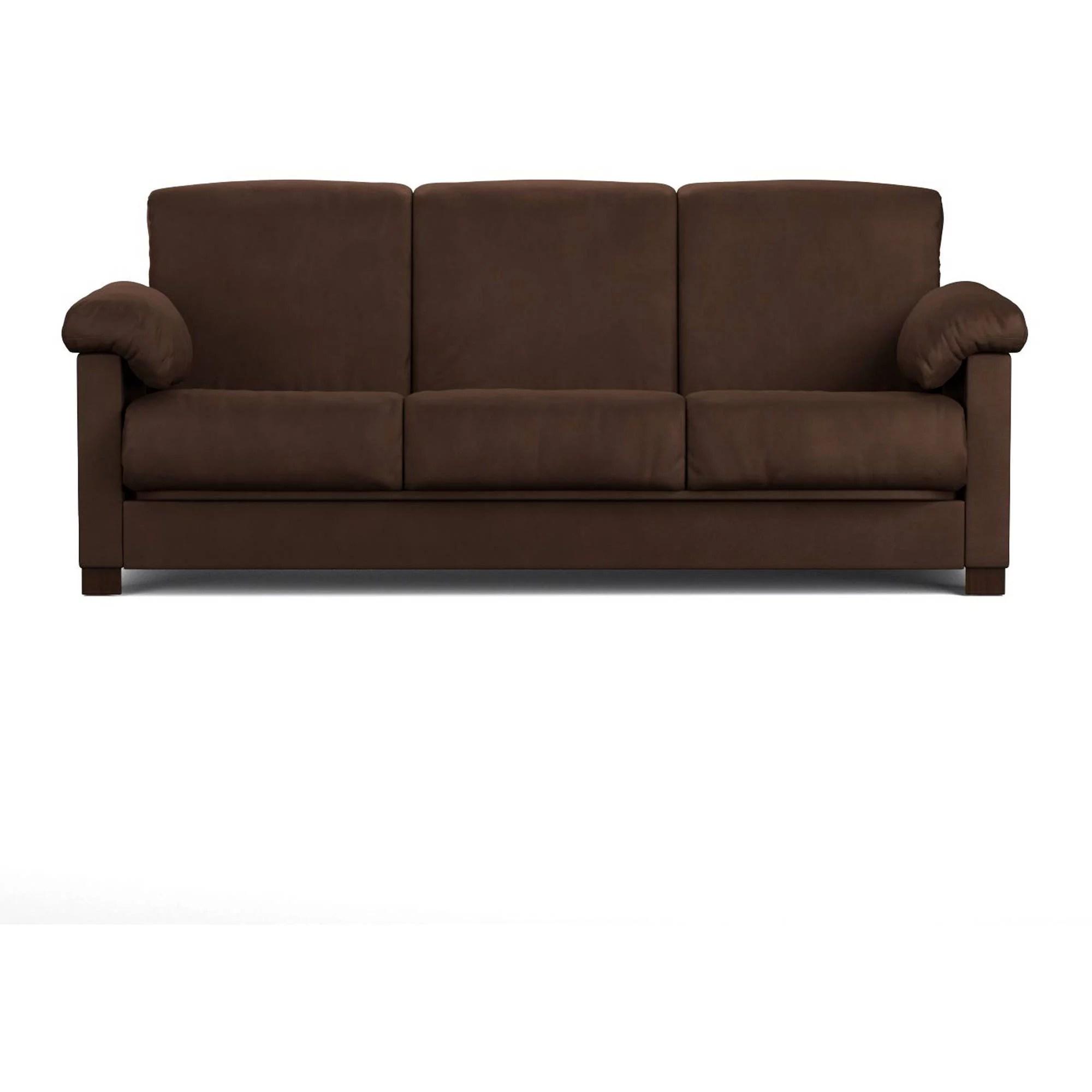Montero Microfiber Convert A Couch Sofa Bed Review wwwelderbranchcom