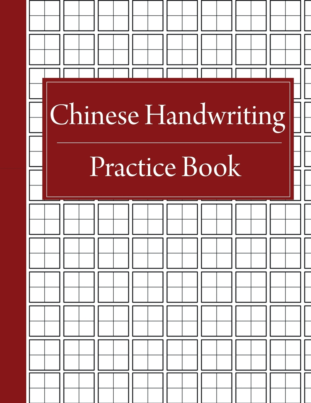 Chinese Character Writing Practice Chinese Handwriting