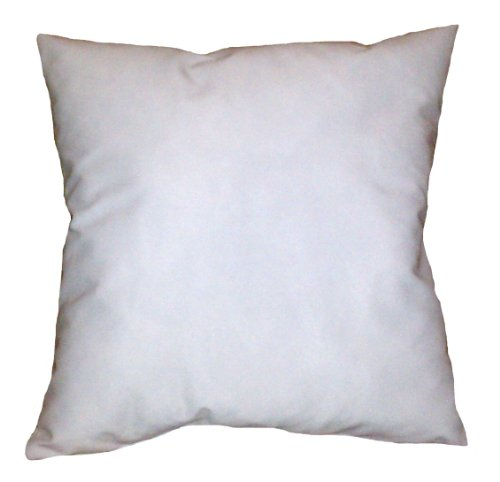 reynosohomedecor 25x25 inch white cotton blend zippered square throw pillow cover walmart com