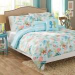 Better Homes Gardens Full Or Queen Beach Day Comforter Set 5 Piece Walmart Com Walmart Com