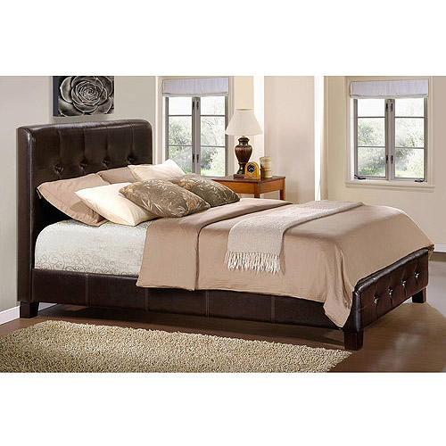 Inglewood Queen Tuffed Upholstered Bed