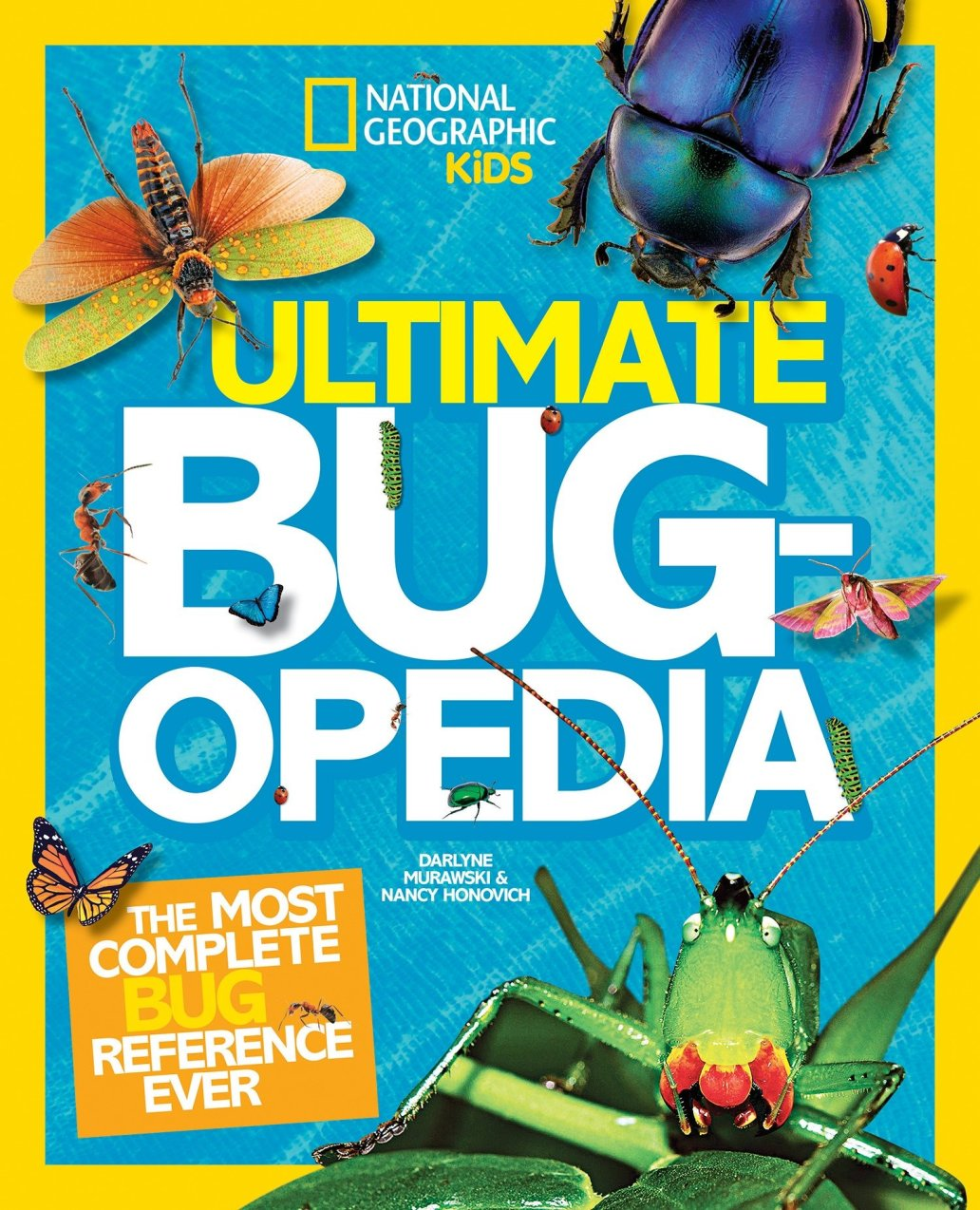 Ultimate Bugopedia