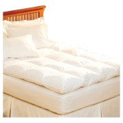 Pacific Coast Feather Luxe Loft 100pct Cotton Bed