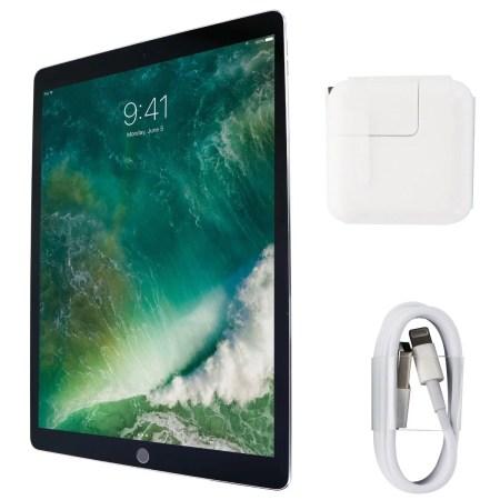 Apple Ipad Pro 1st Gen Ml0f2lla 129 Inch Wifi Only 32gb Space Gray A1584 Refurbished