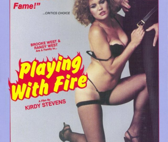 Playing With Fire Movie Poster Style A  1983 Walmart Com